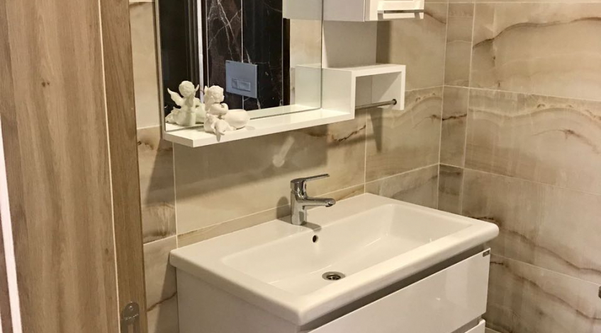Vesta Star Bathroom